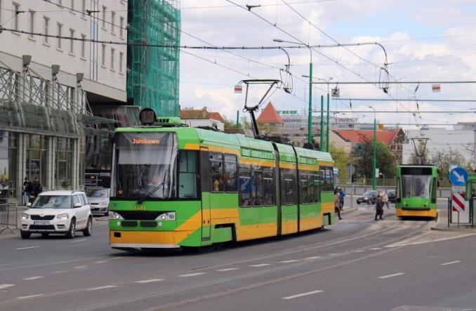Poznań. Modertrans tym razem w budżecie na remont Tatr