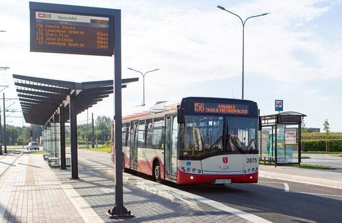 Gdańsk z ofertami na kolejne tablice informacji pasażerskiej