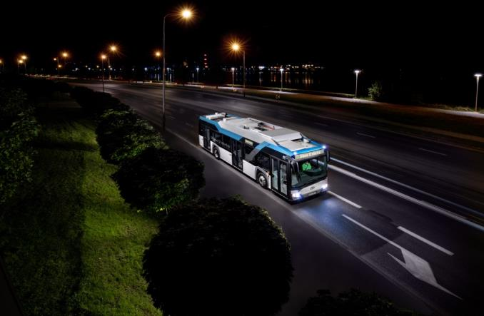 PKA Gdynia kupuje 24 elektrobusy