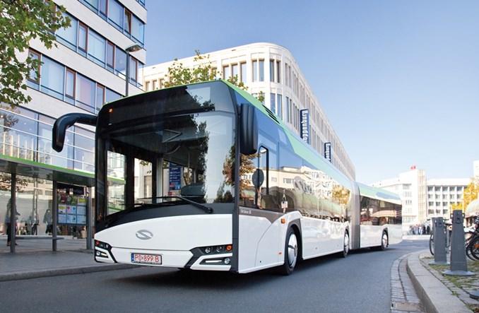 Solaris dostarczy 120 autobusów do Izraela