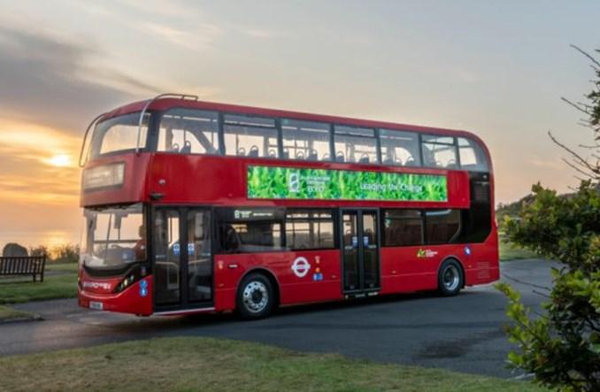 Coventry otrzymało 10 brytyjsko-chińskich elektrycznych piętrusów