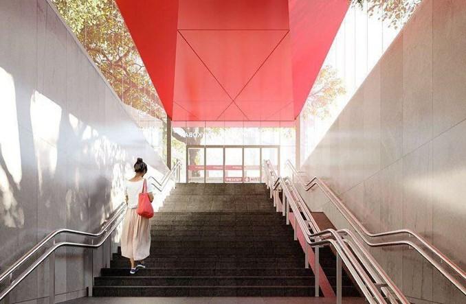 Zespół Zahy Hadid zaprojektuje stację metra w Moskwie