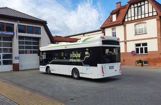 Inowrocław przetestuje elektrobus Rafako