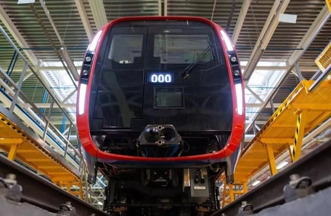Moskwa prezentuje nowe pociągi metra [zdjęcia]