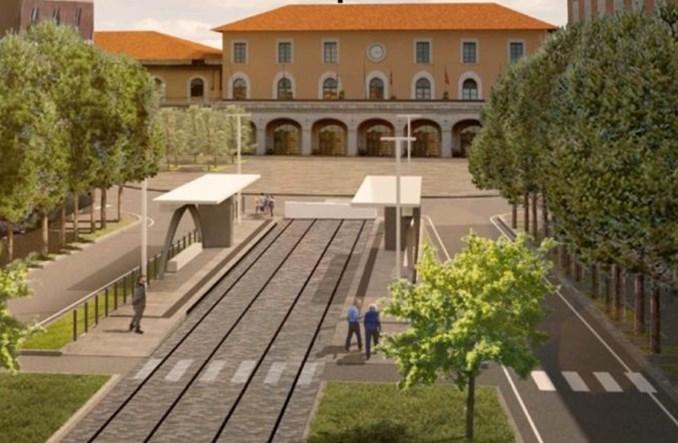 Piza wybuduje tramwaj. Trasa z dworca do szpitala