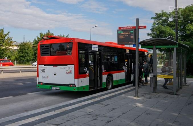Lublin: Zespoły przystanków dla komunikacji miejskiej i zamiejskiej