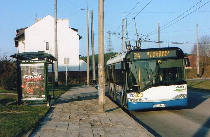 """Rumia myśli o trolejbusie do Gdyni. """"Po 2023 r."""""""