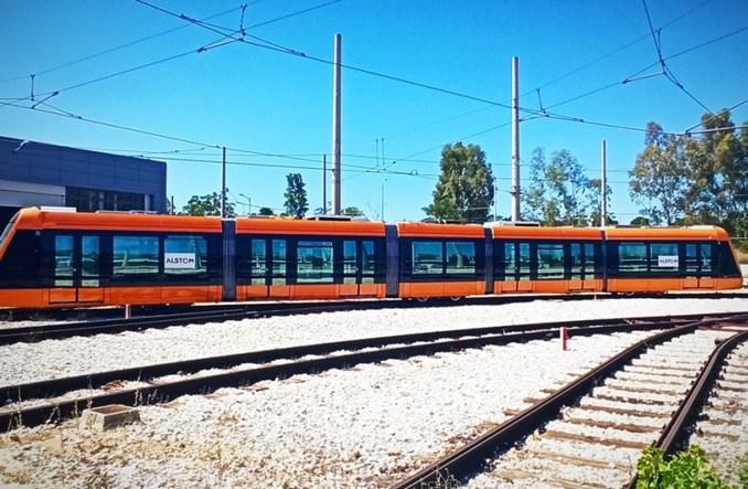 Alstom dostarczył pierwsze nowe tramwaje do Aten