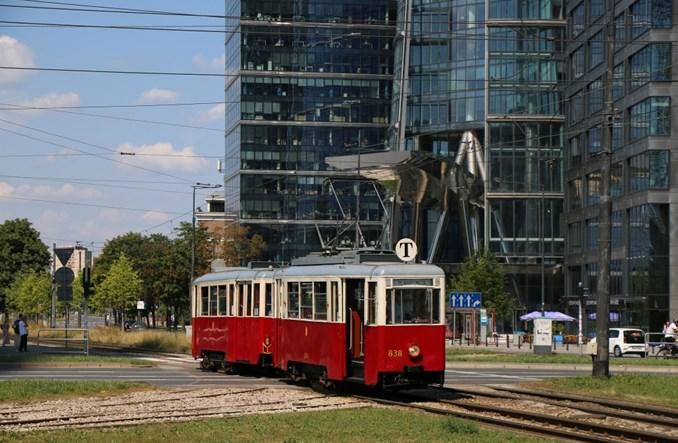 Warszawa: Parada zabytkowych tramwajów
