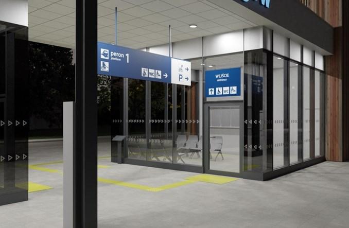 Niebawem ruszy budowa dworca systemowego w Rogowie. W nawiązaniu do arboretum