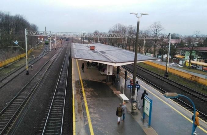 Przebudowa stacji Ożarów Maz. przedłuży się do końca 2021 r.