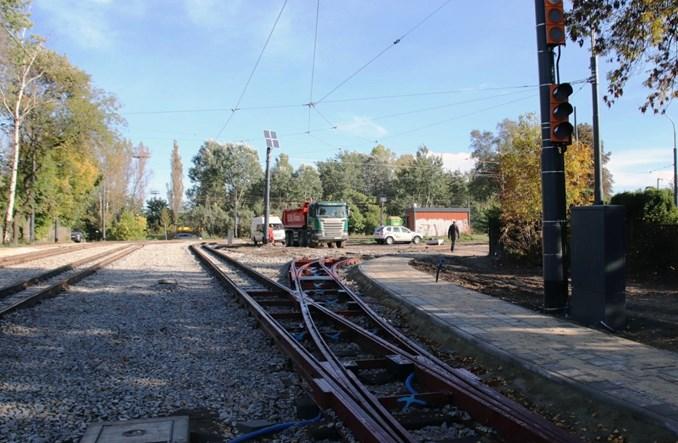 Łódź: Po obu torach do zajezdni Telefoniczna. Od 1 października powrót na stałe trasy