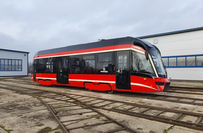 Tramwaje Śląskie kupują dodatkowy jednoczłonowy tramwaj dwukierunkowy