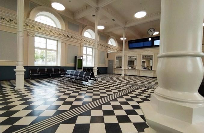 Dworzec w Białymstoku otwarty dla podróżnych