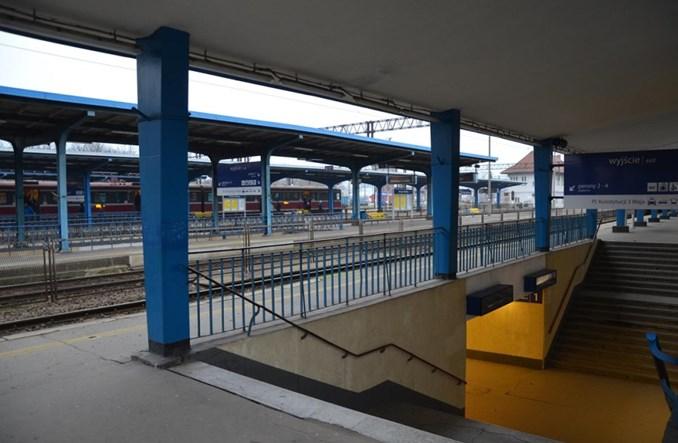 Rusza wielki przetarg na przebudowę stacji Olsztyn Główny