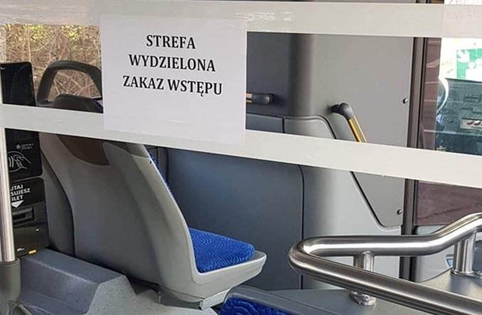 Koronawirus. MPK Wrocław wraca do stref buforowych