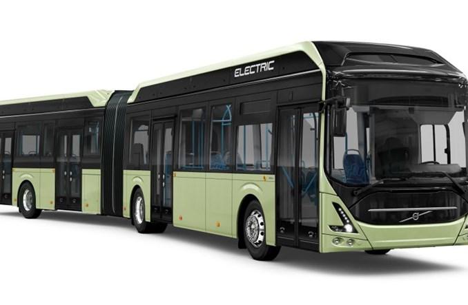 Elektrobusy Volvo z Wrocławia pojadą do Västerås