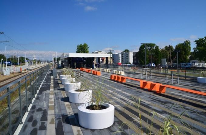 Nowy dworzec kolejowy w Nidzicy otwarty