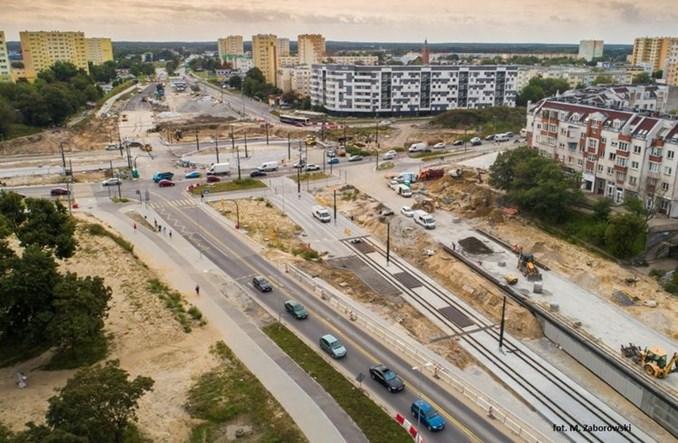 W środę pierwsze testy nowego torowiska w Bydgoszczy