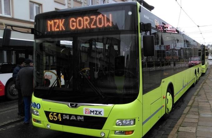 MZK Gorzów rozstrzyga przetarg na leasing autobusów