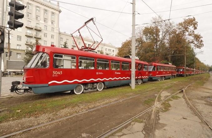 Drugie życie niemieckich Tatr w Dnieprze