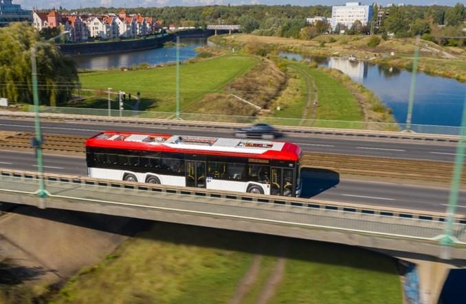 Solaris prezentuje autobus Urbino 15 LE electric. Światowa premiera