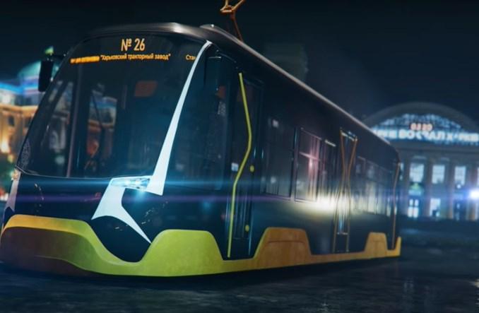 Charków ze środkami z EBI na zakup tramwajów