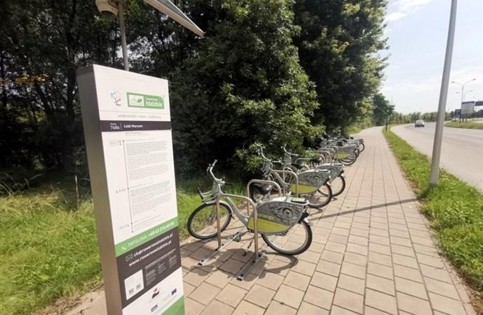Łódzkie: Mieszkańcy chcą chodników i dróg rowerowych nie tylko na terenie miast