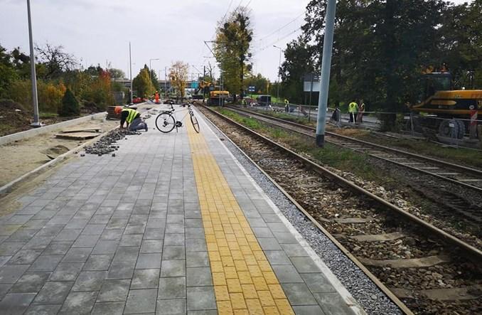 Wrocław: Tramwaje wracają na Osobowice