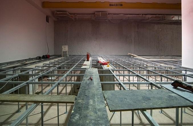 Metro na Bródno: Na Kondratowicza powstaje już peron