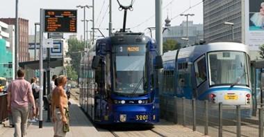 Nowe tramwaje dla Wrocławia. Min. trzy człony i cztery wózki, w tym dwa skrętne