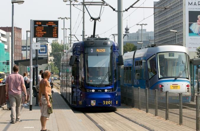 Wrocław: Tramwaje to też pojazdy bezemisyjne
