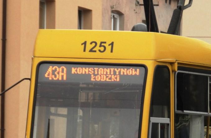 """Co z przetargiem na remont tramwaju Łódź – Konstantynów? """"Rozmowy trwają"""""""