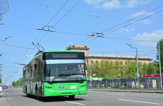 Ukraina: Trolejbus połączy cztery miasta obwodu donieckiego