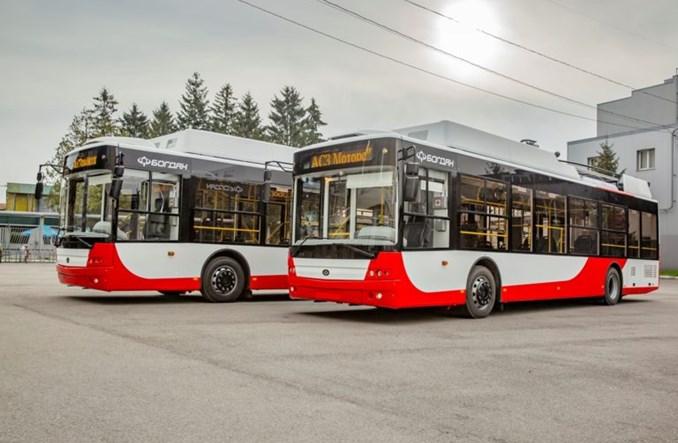 Łuck i Charków z nowymi trolejbusami. Chersoń z ofertami