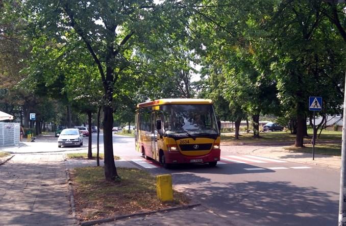 Łódź w pandemii: Mniej pasażerów, pojemniejszy tabor