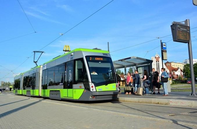 Olsztyn. Rozbudowa tramwaju po kontroli uprzedniej, ale na umowę poczekamy