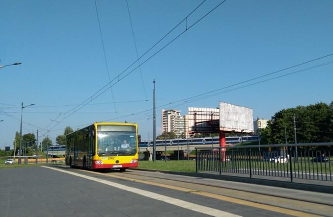 Łódź likwiduje jeden buspas i planuje dwa kolejne