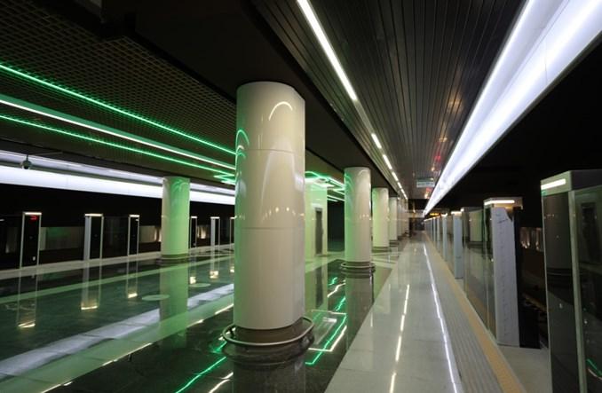Mińsk inauguruje trzecią linię metra [zdjęcia]