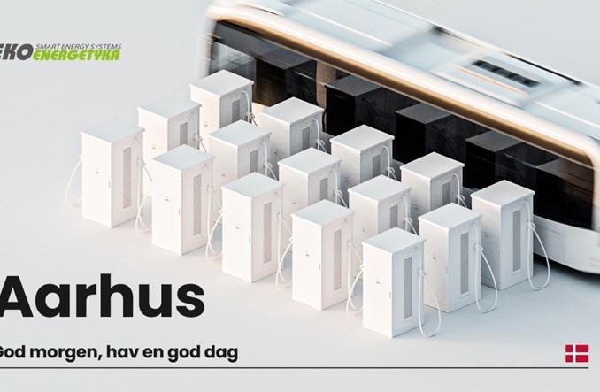 Ekoenergetyka dostarczy ładowarki do elektrobusów do Aarhus