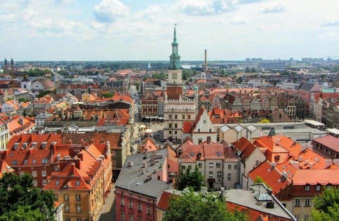 Poznań wyda więcej na drogi i komunikację niż oświatę