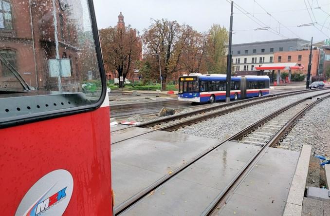 Bydgoszcz prezentuje nowy układ linii po otwarciu nowych torowisk