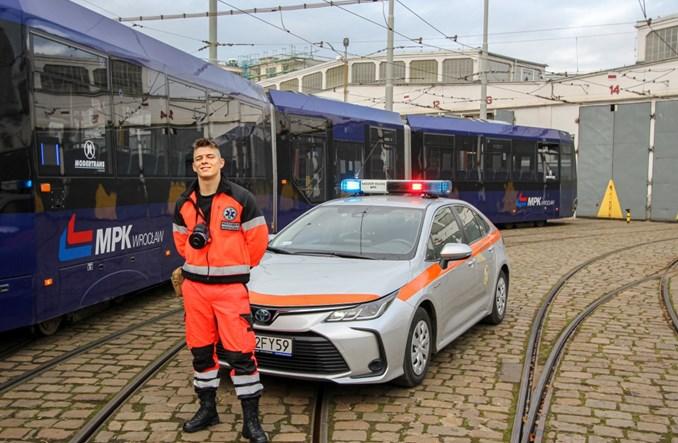 MPK Wrocław zatrudnia ratownika medycznego
