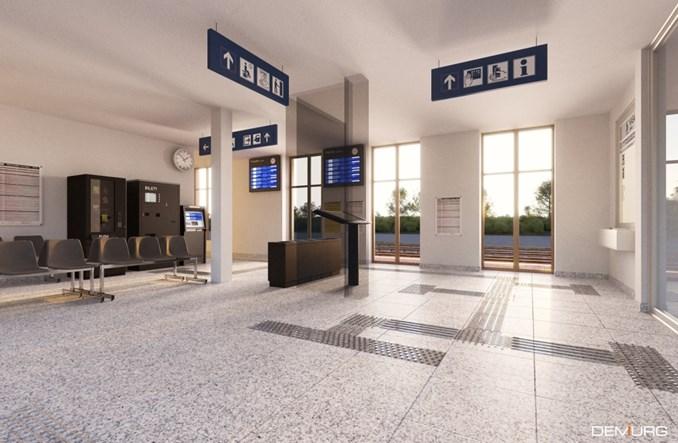 Dworzec w Opalenicy do przebudowy. Dziewięć ofert [wizualizacje]