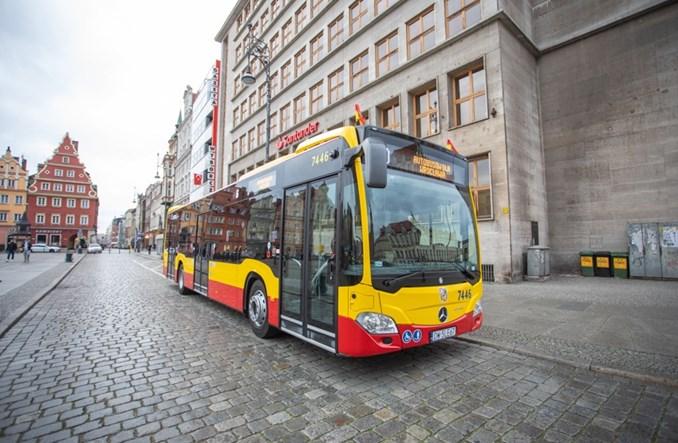 Wrocław: Zakończyły się dostawy 60 Mercedesów