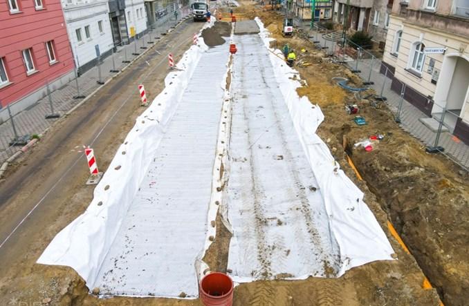 Poznań: Ulica Wierzbięcice przechodzi metamorfozę