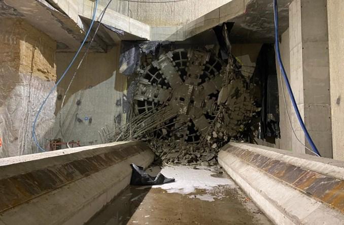 Metro na Bemowo: Pierwszy tunel już w całości wydrążony