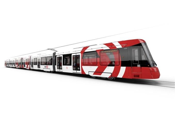 Kolonia kupuje 60-metrowe pojazdy dla Stadtbahnu