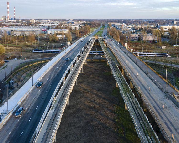 Łódź otwiera jeden z dwóch wiaduktów na Dąbrowie. Czy będzie remont kolejnego?