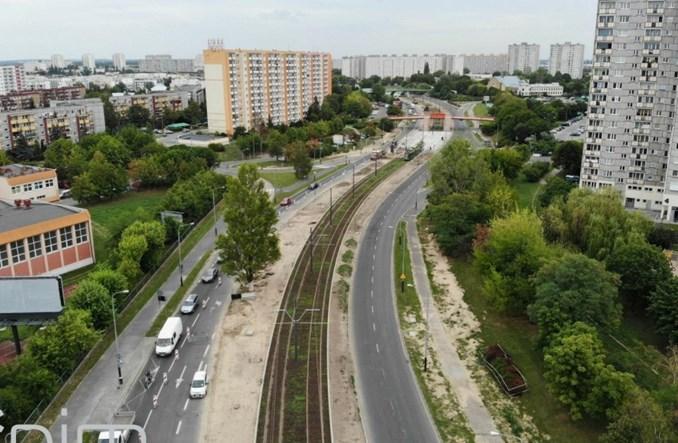 Poznań: Na Górnym Tarasie Rataj będzie się jeździć bezpieczniej i łatwiej